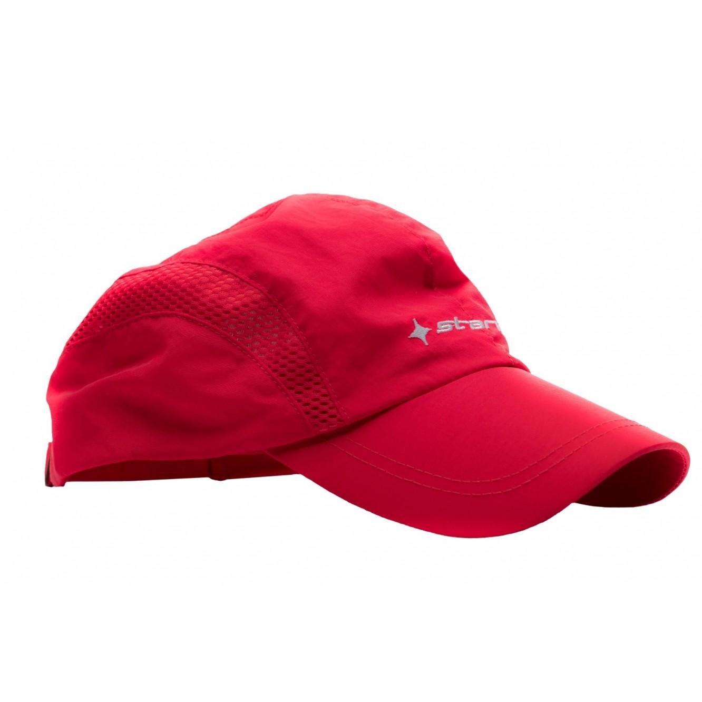 Gorra roja Star Vie