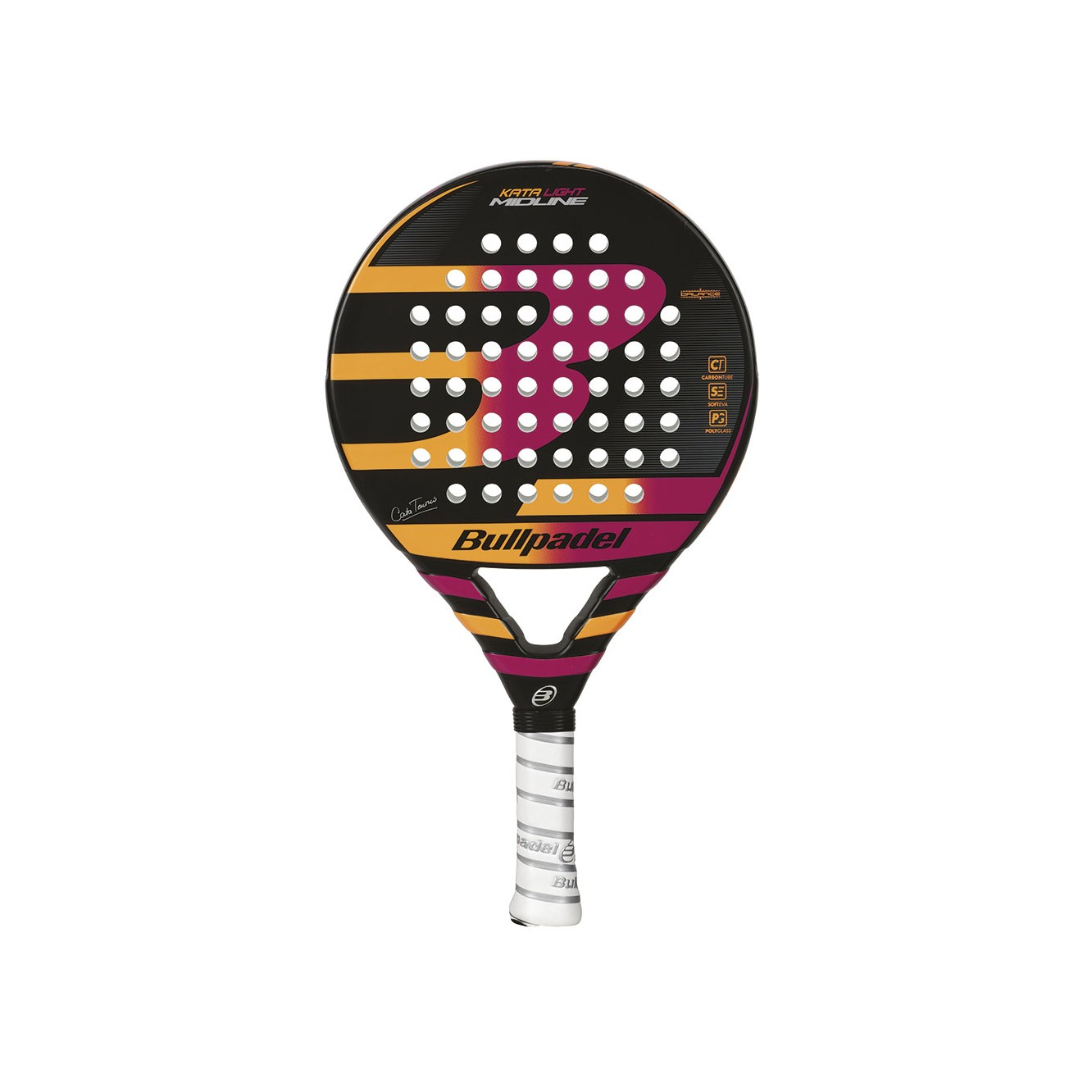 Pala de pádel Marca Bullpadel Kata Light