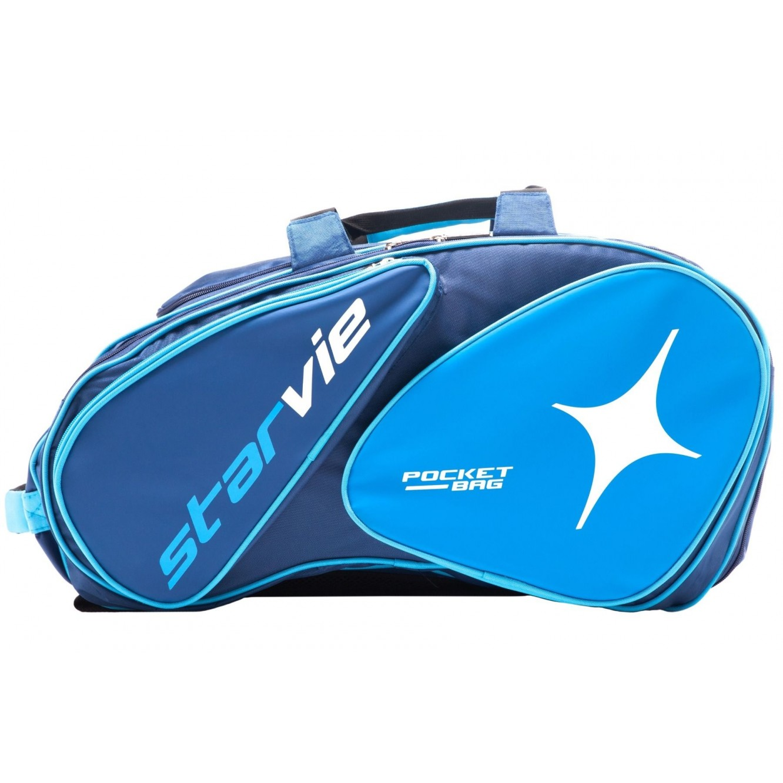 Paletero de pádel Pocket Bag azul
