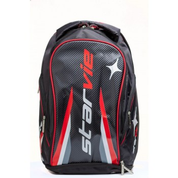 Mochila Tour Bag Red marca Star Vie