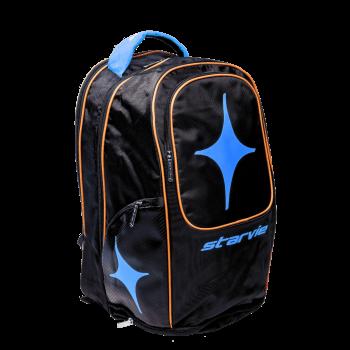 Lateral Mochila Galaxy azul marca Star Vie