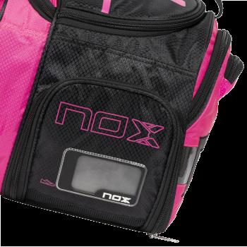 Detalle del Paletero Pro 19 rosa de Nox