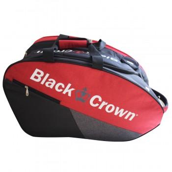 Paletero de pádel Black Crown Calm rojo