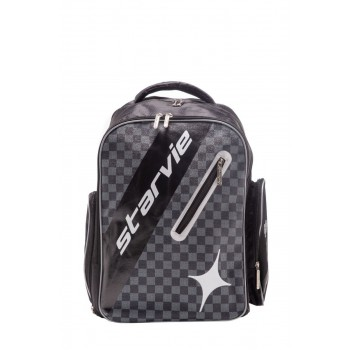 Mochila de pádel Star Vie Black Chess