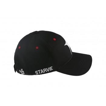 Gorra negra de Pádel