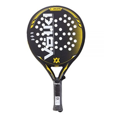 Pala Völkl V-Iron 98 amarilla-negra
