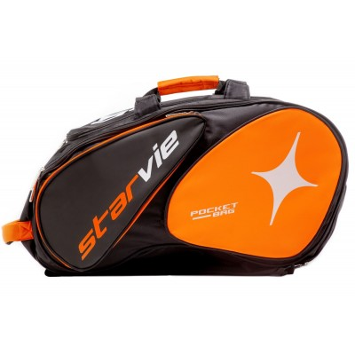 Paletero de pádel Pocket Bag naranja