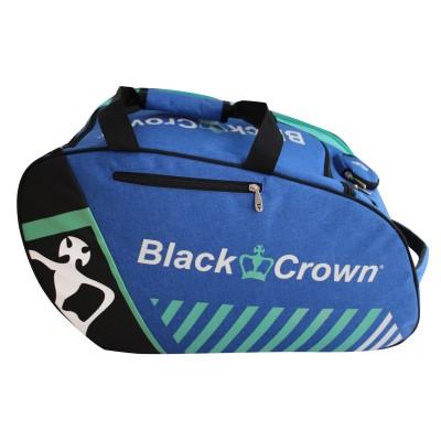 Paletero de pádel Black Crown Work azul